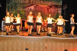 100 Jahre TVG - Jahnhalle