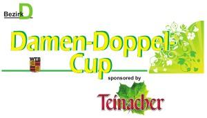 Damen-Doppel Cup 2013
