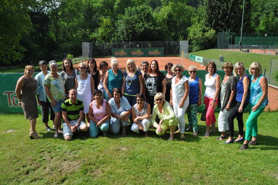 DamenDoppel Cup 2013