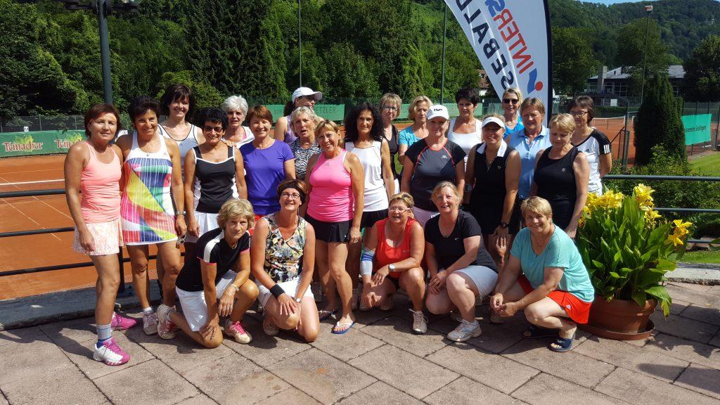 Damendoppelturnier 2016