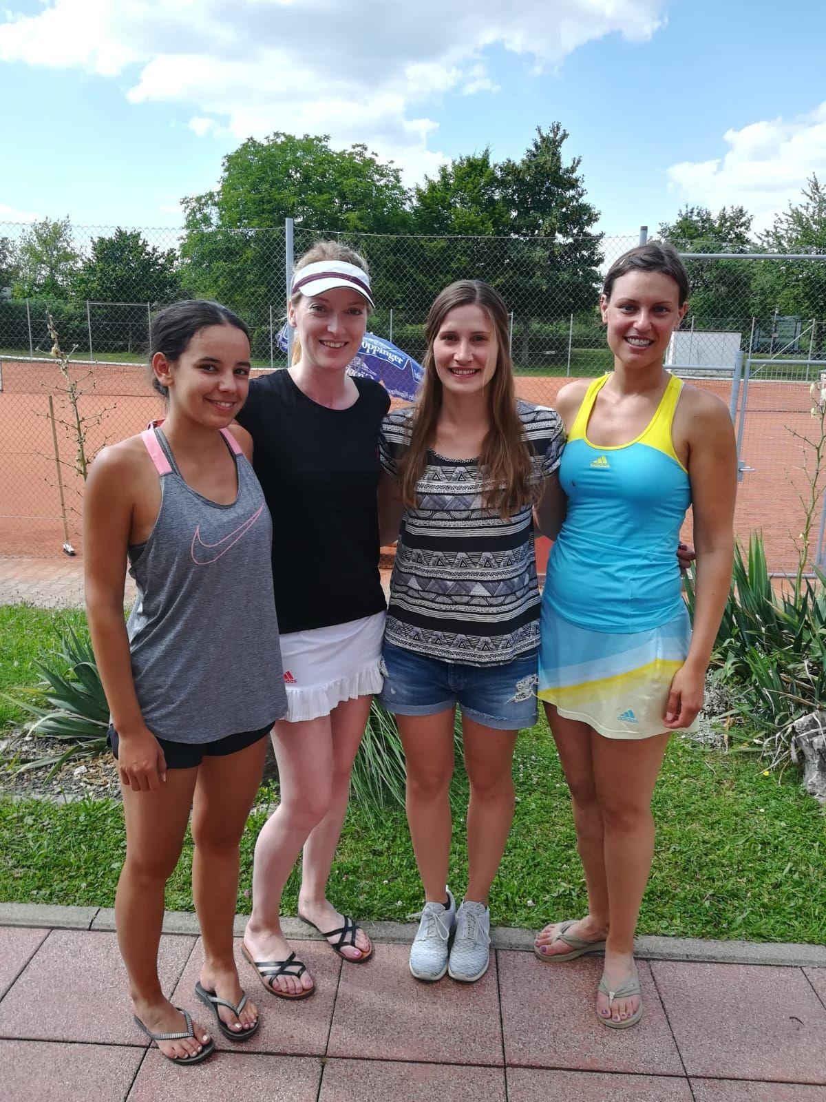 Damen 1 – Tennisverein Geislingen